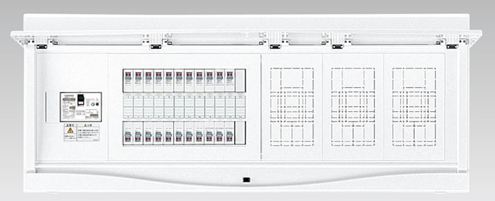 『カード対応OK!』●β東芝 電設資材【TFNCB3E5-204T】扉付・基本タイプ 付属機器取付スペース×3付(主幹50A)