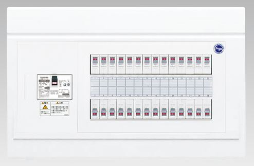 『カード対応OK!』●β東芝 電設資材【TFNPB3E4-80】扉なし・基本タイプ(主幹40A)