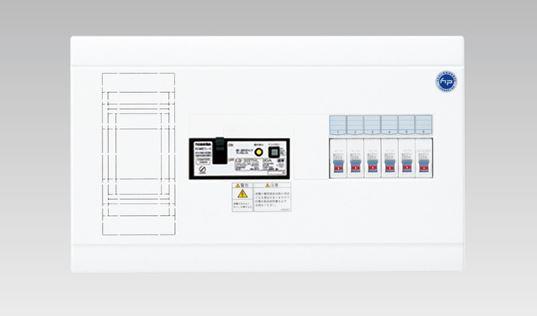『カード対応OK!』●β東芝 電設資材【TFNSB13E53-60】扉なし・横一列・基本タイプ(主幹50AF30A)