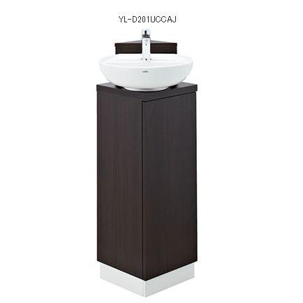 『カード対応OK!』INAX LIXIL コーナー手洗いキャビネット【YL-D201UCCAJ】自動水栓 壁排水 壁排水