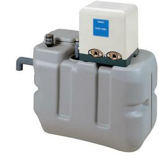 ###テラル 受水槽付水道加圧装置 60Hz【RMB1-25THP6-156S】150W 単相 100L