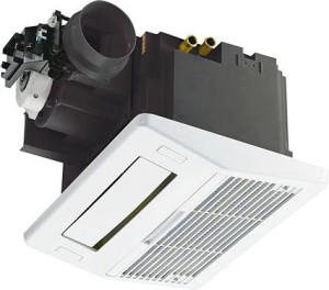 『カード対応OK!』ノーリツ/NORITZ【BDV-3303AUKNS-BL】温水式浴室暖房乾燥機 天井カセット形1室自動乾燥機能付タイプ