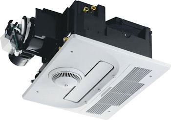 『カード対応OK!』ノーリツ/NORITZ【BDV-M3305AUKNT-BL】温水式浴室暖房乾燥機 天井カセット形1室ミスト機能付/自動乾燥機能付タイプ