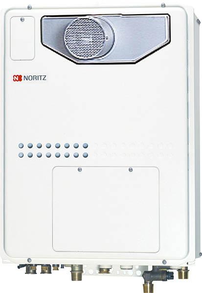 『カード対応OK!』♪ノーリツ/NORITZ【GQH-2445WXA-T BL】GQホットガス温水暖房付給湯器 取替え向け 24号 オートストップ