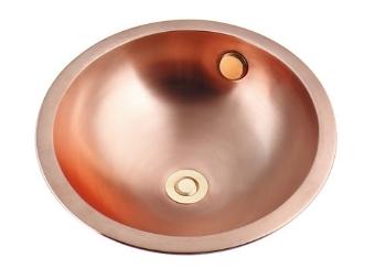 『カード対応OK!』カクダイ【493-135】丸型洗面器
