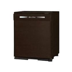 ###ω三菱【RK-41B-K】41Lペルチェ式電子冷蔵庫(右開き)木目調/家庭用