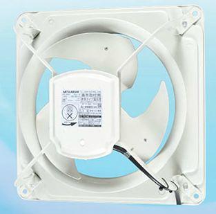 三菱 換気扇 産業用有圧換気扇 【EWF-35CSA-Q】(旧品番EF-35CSB3-Q) 低騒音形