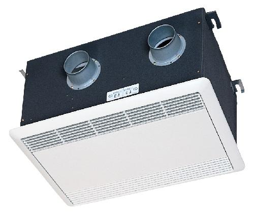 ###三菱【LGH-N10DC】(旧品番LGH-10DC) 業務用ロスナイ パワー脱臭カセット形 単相100V