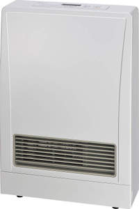 『カード対応OK!』リンナイ【RHF-309FT】ガスFF暖房機 暖房の目安:木造8畳/13.0m2 コンクリート10畳/16.5m2まで