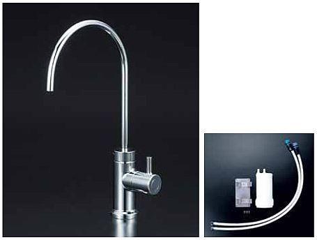 KVK【K1620GNS】浄水器付水栓