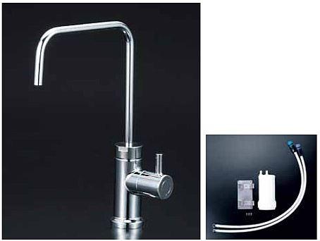 KVK【K1620GS】浄水器付水栓