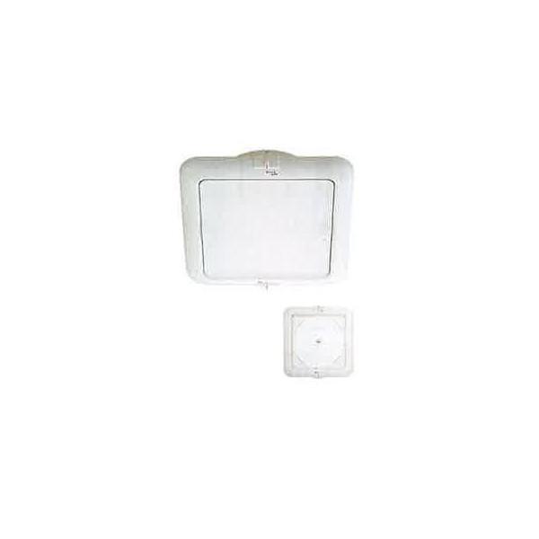 『カード対応OK!』■ユニックス【PDK150BWFH】天井取付用 角型フラット【PDK-150BWFH】