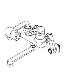 『カード対応OK!』ITOMIC イトミック水栓金具【MZ-1N3】まぜまぜMZ-N3