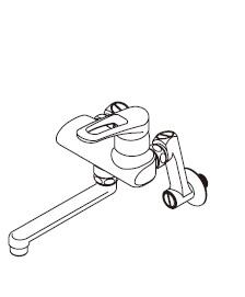 『カード対応OK!』ITOMIC イトミック水栓金具【MZ-4N3】まぜまぜMZ-N3