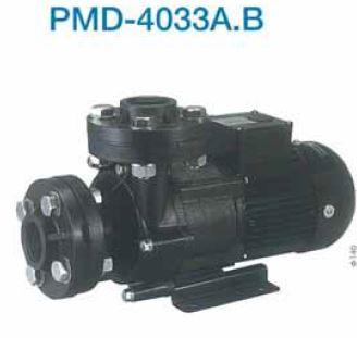 『カード対応OK!』三相電機 【PMD-4033B2X】小型マグネットポンプ フランジ接続 三相200V 60Hz