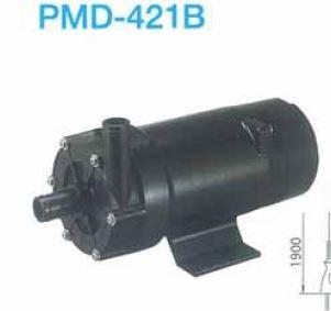 『カード対応OK!』三相電機 【PMD-421B2E】小型マグネットポンプ ホース接続 単相100V 50Hz60Hz共用