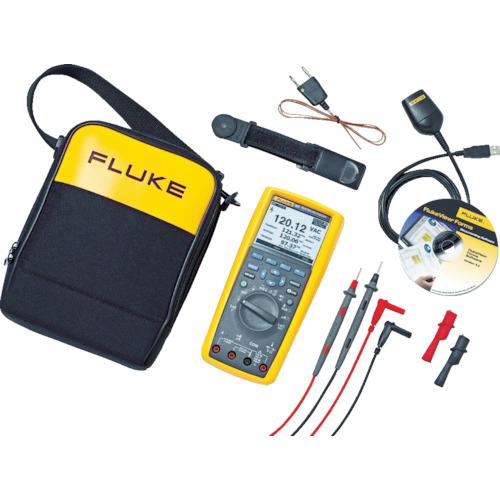 『カード対応OK!』■〒TFF フルーク社/FLUKE【289/FVF】(7657447) デジタルマルチメーター289/FVF標準付属品 受注単位1