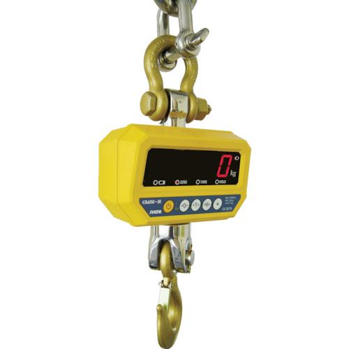 『カード対応OK!』##∀■〒(株)守隨本店/SHUZUI【3SPTW】(4861132)電子式吊秤「コスモツインワーク」 秤量3000kg 目量1kg 受注単位1
