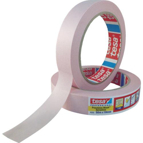 ■〒テサテープ/テサテープ テープ【4333-50-50】(8365647)テサテープ マスキングテープ建築内装・養生用 受注単位36