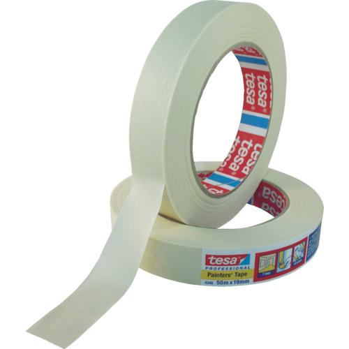 ■〒テサテープ/テサテープ テープ【4348-50-50】(8365637)テサテープ マスキングテープ建築内装・養生用 受注単位36