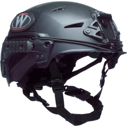 ■〒TEAM WENDY社/TEAMWENDY 保護具【71-R21S-B21】(8581803)Exfi カーボンヘルメット Revolve TPUライナー 受注単位1