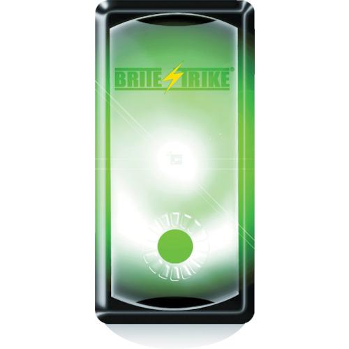 ■〒BRITE STRIKE社/BS ライト【APALS-GRN】(8550468)BS BRITESTRIKE APALS 100個パック グリーン 受注単位1