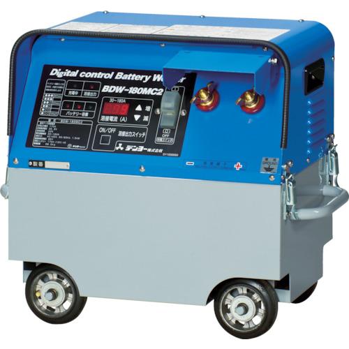 『カード対応OK!』##■〒デンヨー(株)/デンヨー 【BDW-180MC2】(4525302)バッテリー溶接機 受注単位1