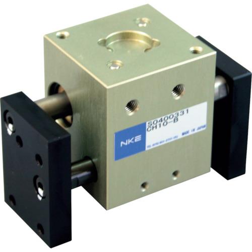 ■〒NKE/NKE 空圧機器【CHP231-B-10】(8553733)NKE エアチャック 平行角型 CHP231-B-10 受注単位1