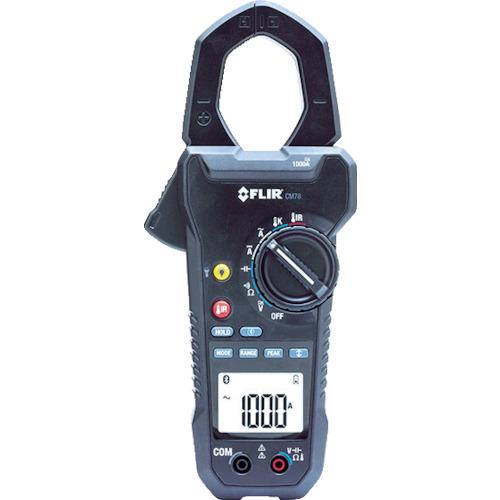 ■〒フリアーシステムズジャパン/FLIR 計測機器【CM78】(7944781) FLIR 1000A クランプメーター 発注単位1