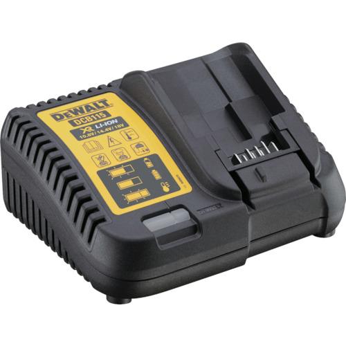 ■〒DEWALT社/デウォルト 電動工具【DCB115-JP】(8549174)デウォルト リチウム用充電器 10.8V/18V 受注単位1