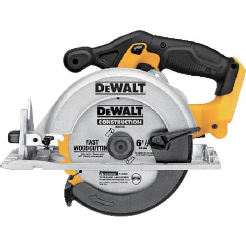 ■〒DEWALT社/デウォルト 電動工具【DCS391N-EC】(8280168)デウォルト 18V充電式丸ノコ 本体のみ 受注単位1