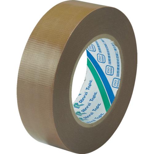 ■〒リンレイテープ/リンレイテープ テ-プ【EF671-38X50】(8556023)リンレイテープ 包装用PEワリフテープ EF671 38×50 茶色 受注単位48