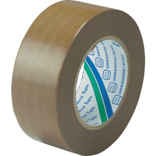 ■〒リンレイテープ/リンレイテープ テ-プ【EF671-50X50】(8556024)リンレイテープ 包装用PEワリフテープ EF671 50×50 茶色 受注単位30