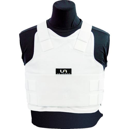 ■〒U.S. Armor社/【F-500302F-WHITE-L】(8594440)Armor インナーキャリア ポリコットン(女性用)ホワイト L 受注単位1