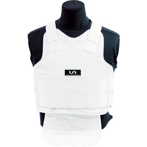 ■〒U.S. Armor社/【F-500302-WHITE-L】(8594434)Armor Armor インナーキャリア ポリコットン(男性用)ホワイト L 受注単位1