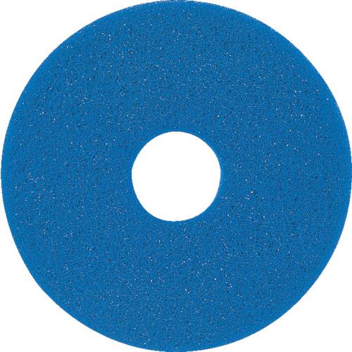 『カード対応OK!』■〒アマノ【HEE801400】(4961595) フロアパッド20 青 受注単位5