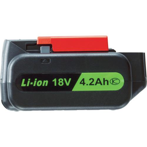 『カード対応OK!』■〒空研【KB9L51J】(7647867) KW―E190pro用電池パック(18V 4.2Ah) 受注単位1