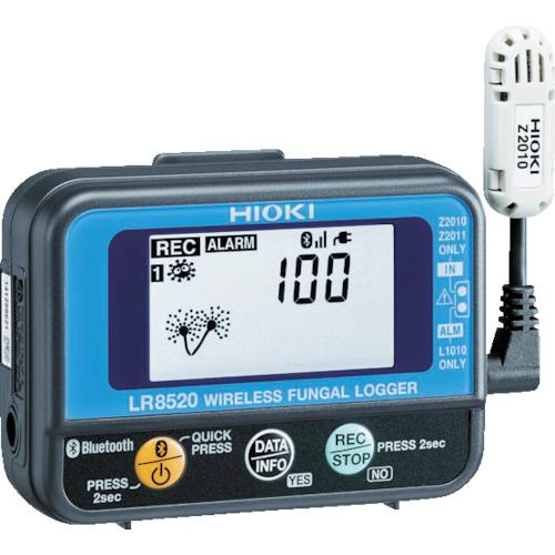 ■〒日置電機/HIOKI【LR8520】(7689691)ワイヤレス予測カビ指数計 LR8520 受注単位1
