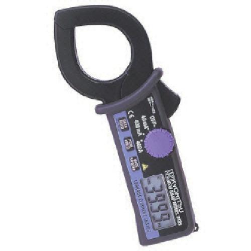 『カード対応OK!』■〒共立電気計器(株)/KYORITSU【MODEL2433】(4796705)漏れ電流・負荷電流測定用クランプメータ 受注単位1