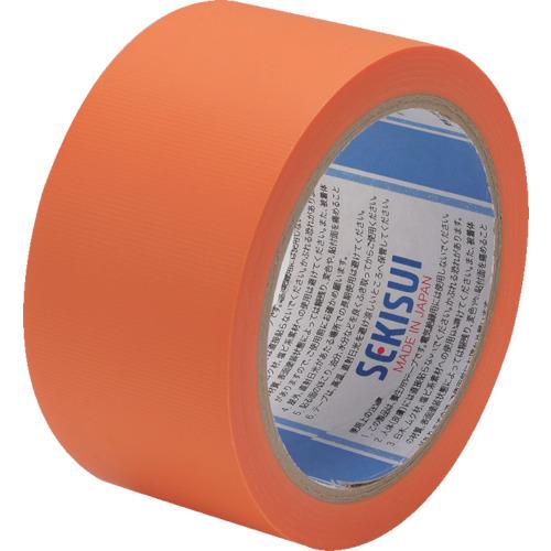 ■〒積水化学工業/積水【N833Q03】(8364031)養生テープ スマートカットテープFILM 50×25m オレンジ 受注単位30