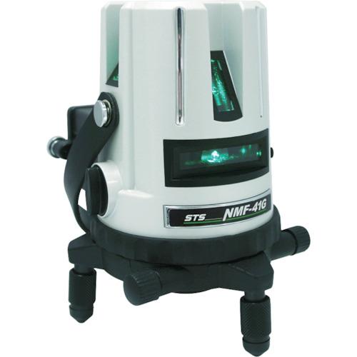 『カード対応OK!』■〒STS【NMF-41G】(7545932) グリーンレーザー墨出器 NMF-41G 受注単位1