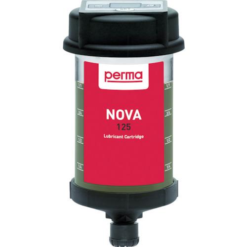 ■〒パーマテック社/perma 給油器【PN-SF01-125】(8202788) perma パーマノバ 温度センサー付き自動給油器 標準グリス125CC付き 発注単位1