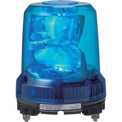 ■〒パトライト/パトライト【RLR-M2-P-R】(8358314)強耐振型LED回転灯 受注単位1