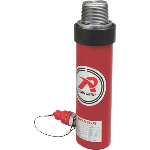 ■〒理研商会/RIKEN 油圧機器【S1-12VC】(8199889) RIKEN 単動シリンダ ストローク12mm VCカプラ付 発注単位1