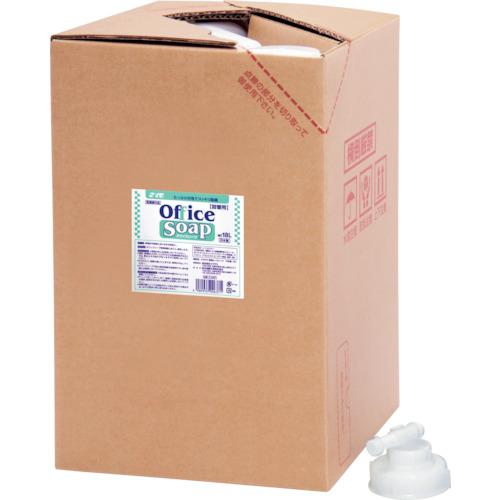 『カード対応OK!』■〒鈴木油脂工業(株)/SYK【S-2487】(4935489)オフィスソープ 18L 受注単位1