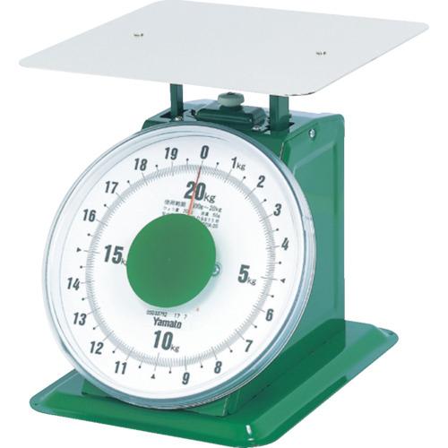 ■〒大和製衡/ヤマト【SDX-20】(8247934)大型上皿はかり SDX-20(20kg)受注単位1