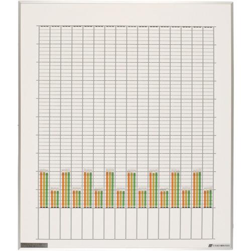 ■〒日本統計機/日本統計機【SG316】(4639715)小型グラフSG316 受注単位1