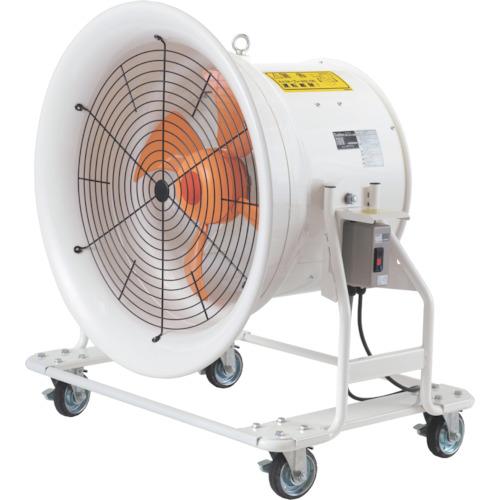 海外最新 ?〒スイデン/スイデン スイデン 発注単位1:クローバー資材館 送風機【SJF-T604A】(8196174) 送風機(どでかファン)ハネ600mm三相200V-DIY・工具