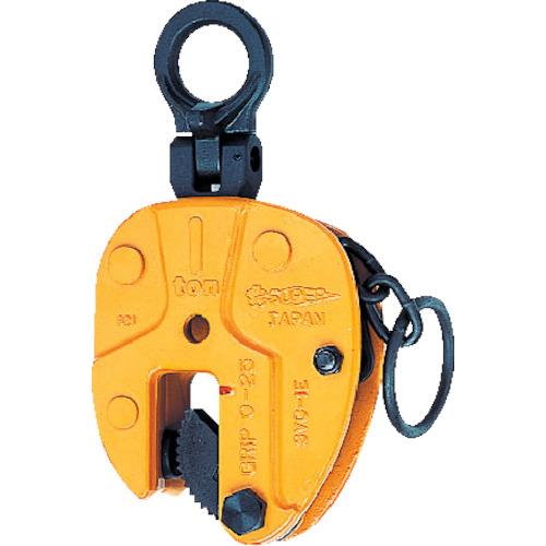 ■〒スーパーツール/スーパー【SVC1EN】(8550122)立吊クランプ 自在型ロックハンドル式 細目仕様 受注単位1