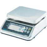 『カード対応OK!』##■〒大和製衡/ヤマト【UDS-5V-WP-3】(7583052) 完全防水形デジタル上皿自動はかり UDS-5V-WP-3 3kg 受注単位1